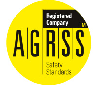Auto Glass Repair Section Badge