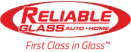 Reliable Glass Logo