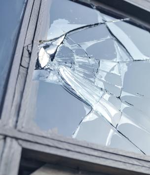 Broken Glass Repair - Star Glass Company